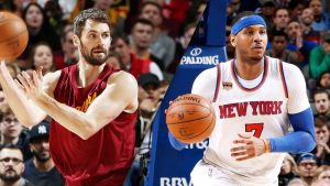 Vote: Are the Cavaliers better off keeping Kevin Love?