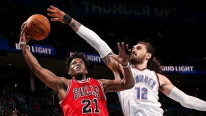 Bulls' Butler remains out as pain in heel lingers
