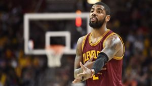 Irving sits out Cavs' win over Knicks due to quad