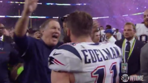 After fifth Super Bowl title, Patriots reportedly file to trademark 'Blitz for Six'