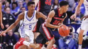 Malik Monk's heroic performance pulls Kentucky out of its losing streak
