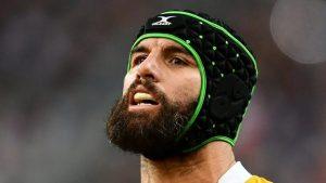 Scott Fardy: Leinster sign Australia forward from Brumbies