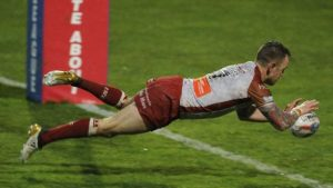 Widnes fight back to draw at Catalans