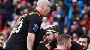 Jamie Murphy: The Welsh-born Bridgend centre who plays rugby for Germany