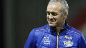 Brian McDermott: Leeds Rhinos coach does not fear sacking
