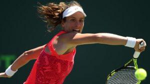 Miami Open: Johanna Konta to face Venus Williams in semi-finals