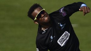 Delray Rawlins: Sussex all-rounder signs contract extension
