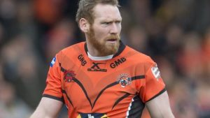 Super League: Castleford Tigers v Huddersfield Giants