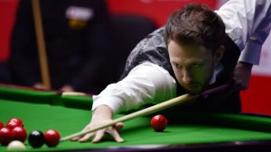 Judd Trump makes maximum 147 break in China Open last-16 victory
