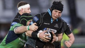Tim Swinson: Glasgow Warriors lock banned for four weeks