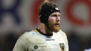 James Craig: Northampton Saints forward signs new deal along with academy players