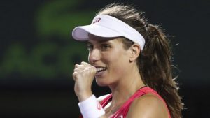 Konta prepared for 'incredibly tough' Miami final