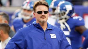 Giants coach Ben McAdoo says team might have found Eli Manning's successor