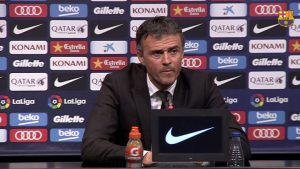 Barcelona boss Luis Enrique's predictions before PSG comeback were freaky accurate