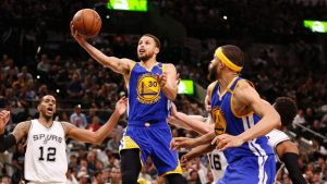 Vote: Are the Warriors back to being the team to beat?