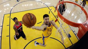 Klay Thompson vs. Bradley Beal as fantasy keepers
