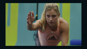 Kerber: The gym has changed my tennis