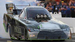 Alexis DeJoria to miss this week's NHRA Four-Wide Nationals at Charlotte