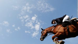 Why showjumping is making waves in China