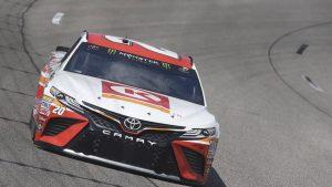 Matt Kenseth wins Monster Energy NASCAR Cup pole at Richmond