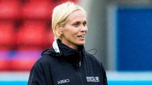Kerr to coach Scotland women after Euro 2017