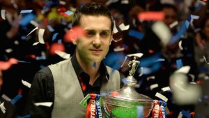 World Championships 2017: Mark Selby faces Fergal O'Brien in first round