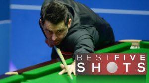 World Championship: Ronnie O'Sullivan beats Shaun Murphy – best shots