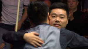 World Championship 2017: Liang error hands Ding decider & QF place