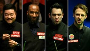 Who can stop O'Sullivan? World Championship week one analysis