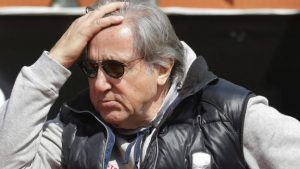 'Why does everybody get upset?' Nastase says he will quit if punished