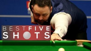 World Championships: Five best shots as Maguire beats McLeod