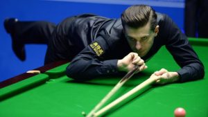 World Championship 2017: Mark Selby beats Xiao Guodong to reach last eight