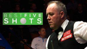 World Snooker Championship 2017: John Higgins beats Kyren Wilson 13-6 in quarter final