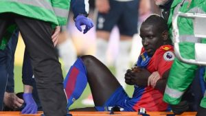 Palace boss Allardyce hopeful over Sakho injury