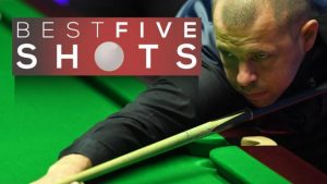 World Championship 2017: Barry Hawkins into John Higgins semi-final