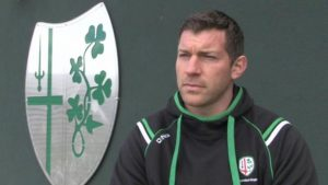 London Irish: Nick Kennedy excited at start of Championship play-offs
