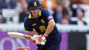 One-Day Cup: Sam Hain helps holders Warwickshire beat Northants