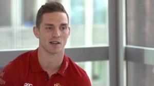 George North: Lions 2017 announcement made me nervous