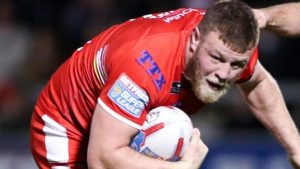 Josh Jones: Salford Red Devils forward signs new contract