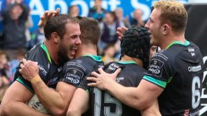 Ospreys edge closer to Pro12 play-offs