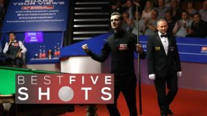 Mark Selby beats Ding Junhui – 5 best shots