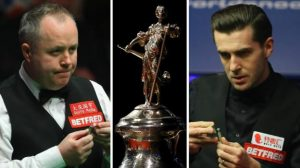 World Championship 2017: Mark Selby is big favourite, says John Higgins