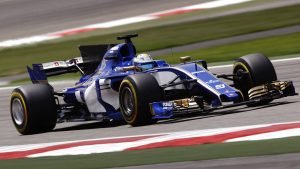 Honda to supply Sauber F1 team with engines starting 2018