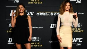 UFC 210 fight card: Breast implants force cancellation of women's fight