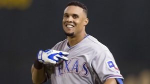 WATCH: The third cycle of the 2017 season belongs to the Rangers' Carlos Gomez