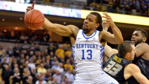 Big Blue exit: Briscoe is UK's 4th to NBA draft