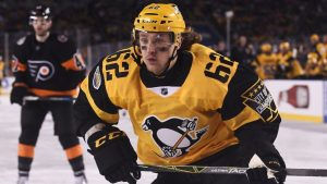 Pens' Hagelin game-time decision for Game 2