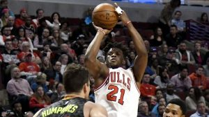 'Worried about the right now,' Jimmy Butler carries Bulls past Hawks