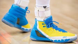 Under Armour CEO: Curry 3 sales miss target