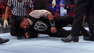 WWE Payback 2017 results, recap, grades: Strowman breaks Reigns, two new champs
